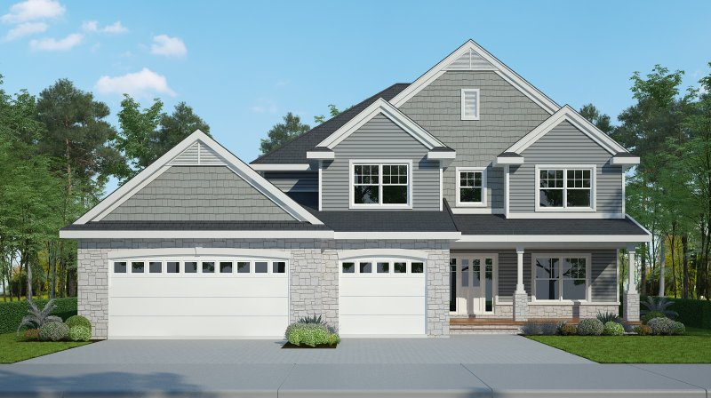 The Madison – 4BR 3.5BA - 3140 sq/ft – Starting at $498,000