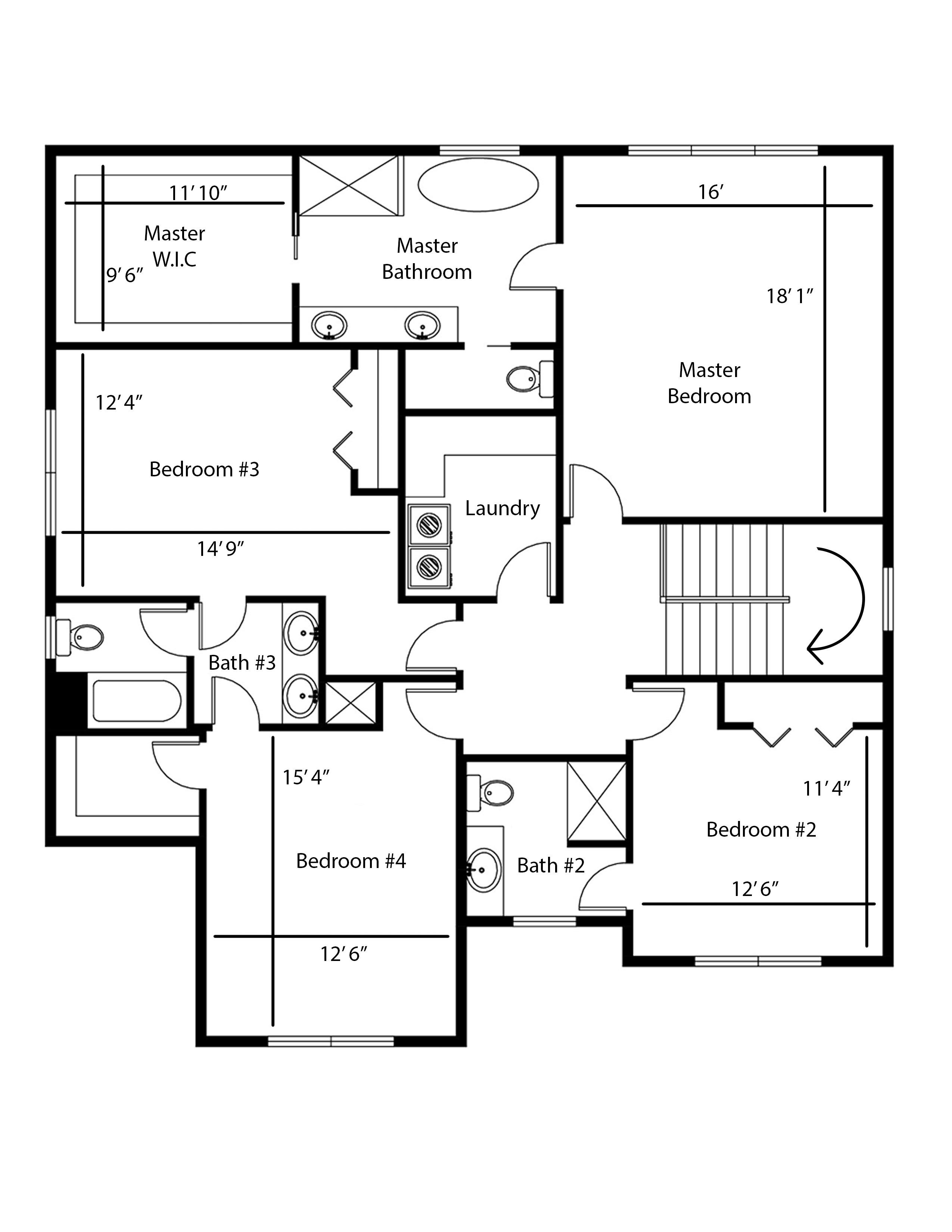 The Madison – Second Floor