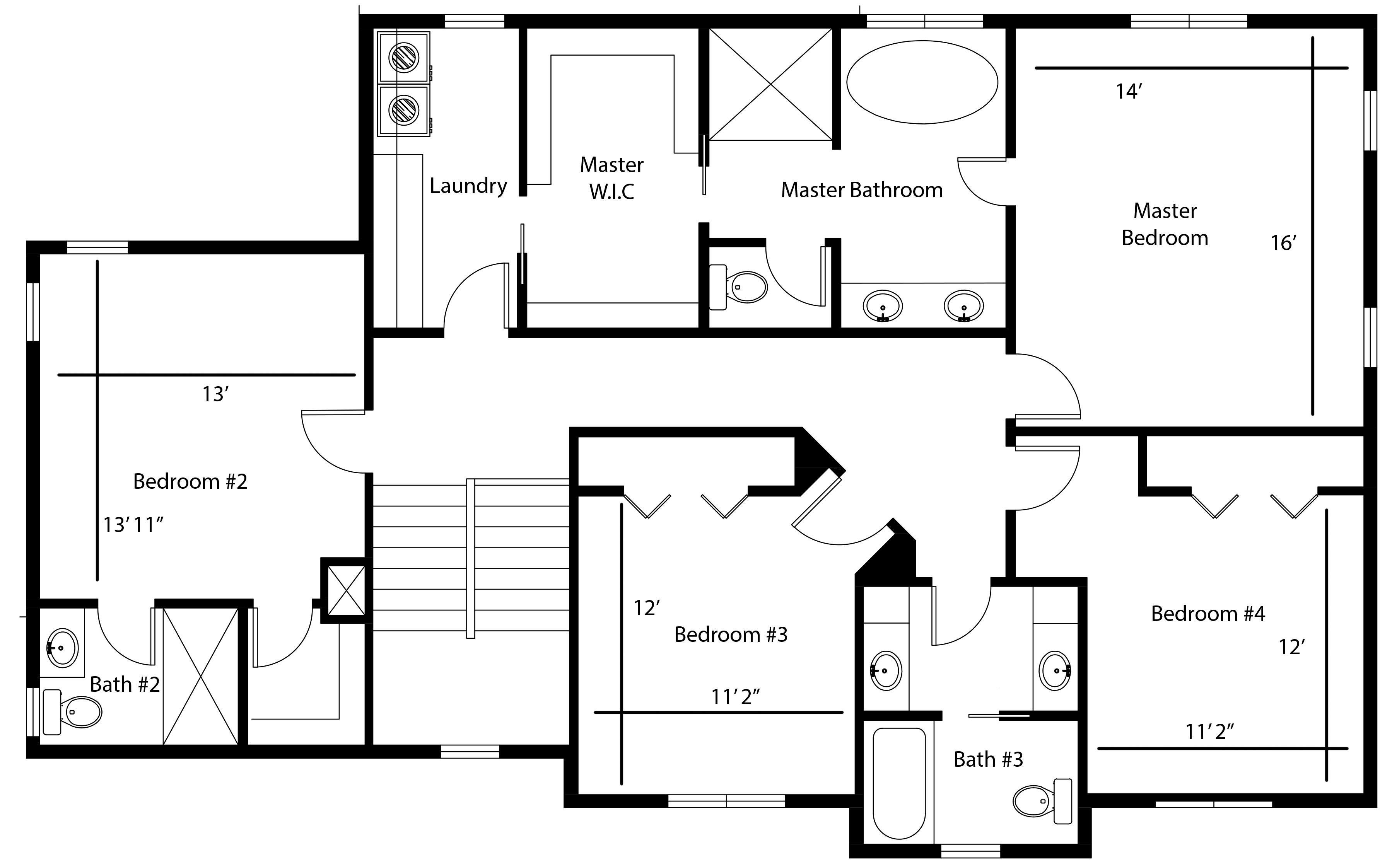 The Oakley – Second Floor