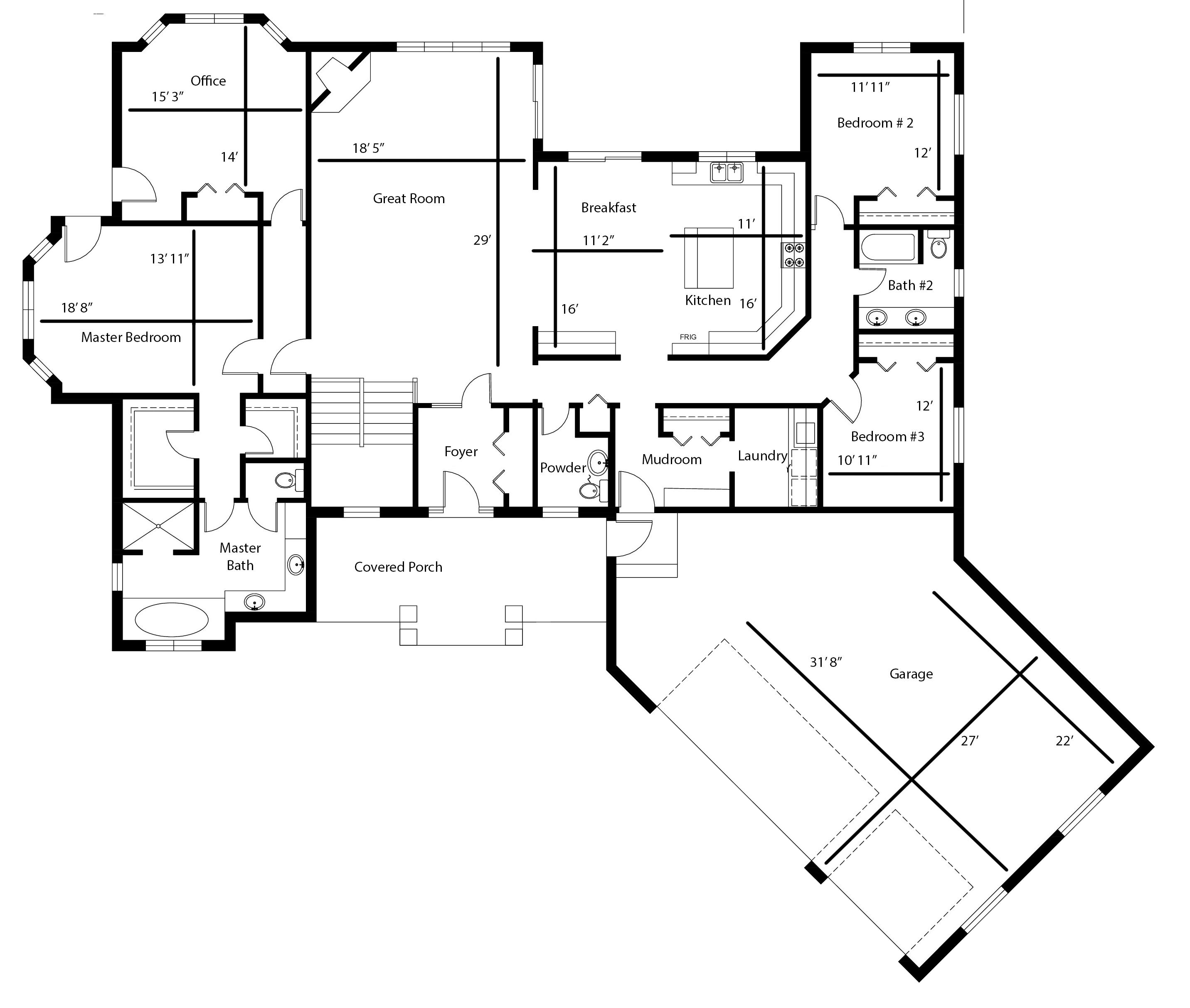 The Palmer – Ground Floor